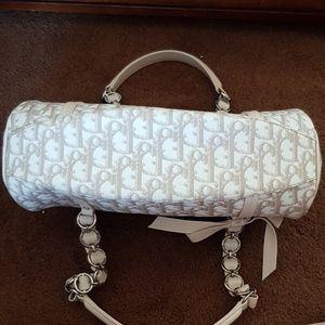 Dior Bags - Authentic Dior trotter romantique satchel